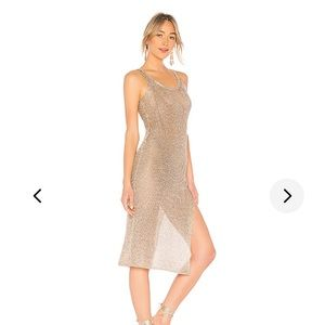 NWT Fiona dress lovers and friends size small